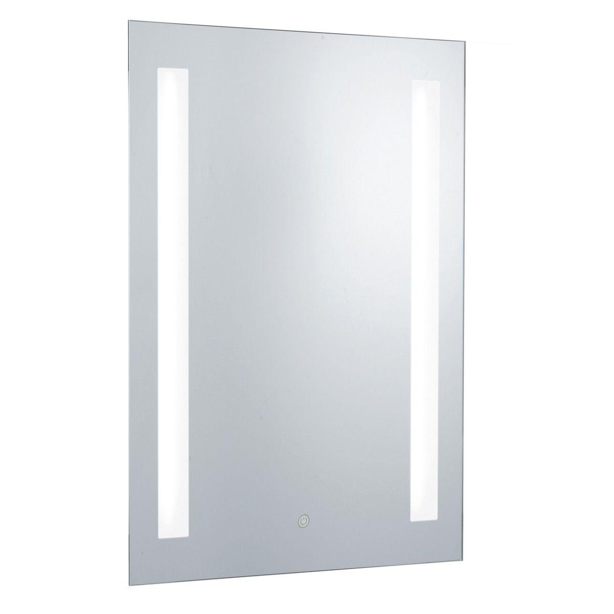 Shaver mirror lights for bathrooms - Searchlight 7450 Illuminated 2 Light Touch Bathroom Mirror Shaver Socket From Dushka Ltd London Uk
