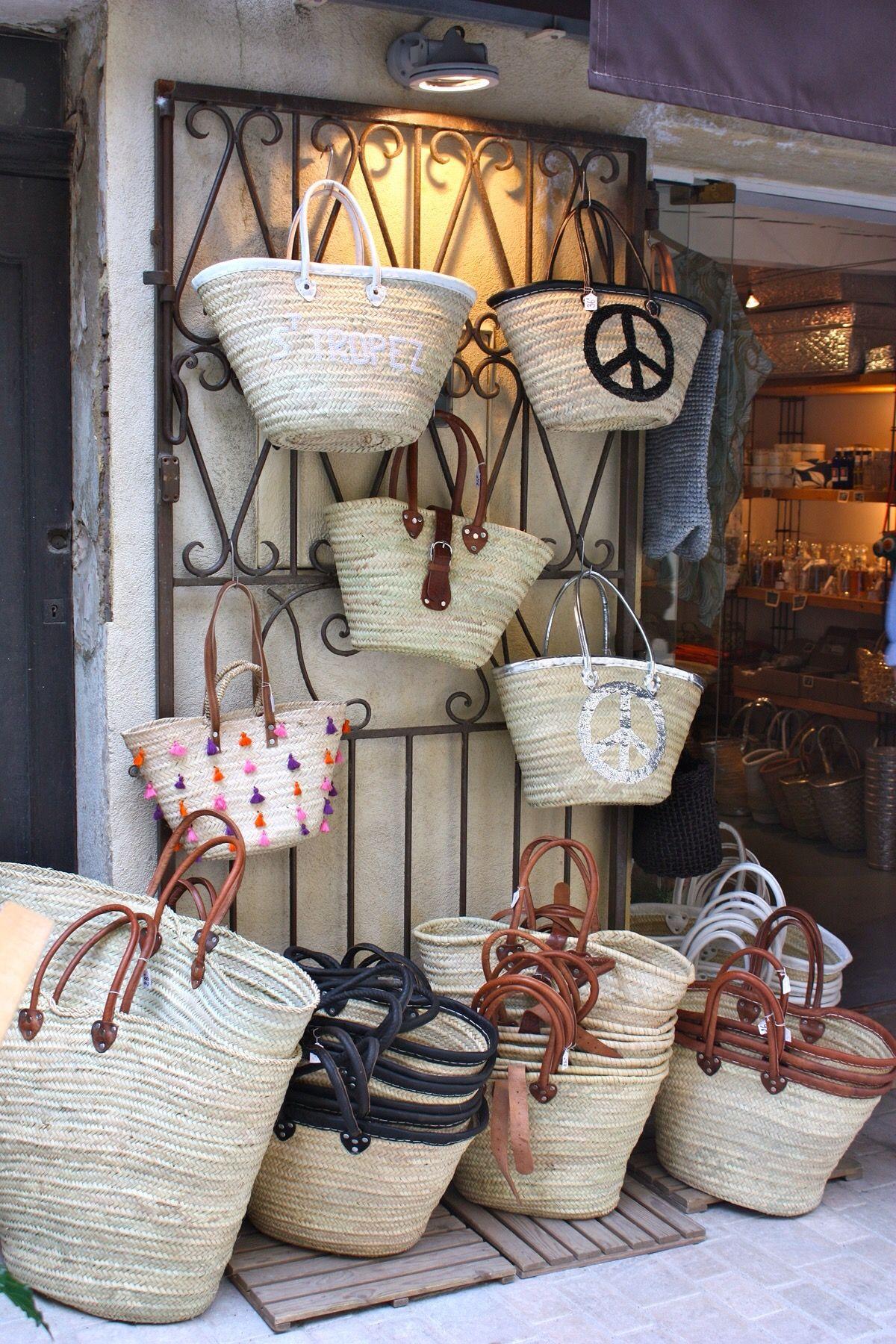 Pin By Sue On Bags Saint Tropez Saints Bags