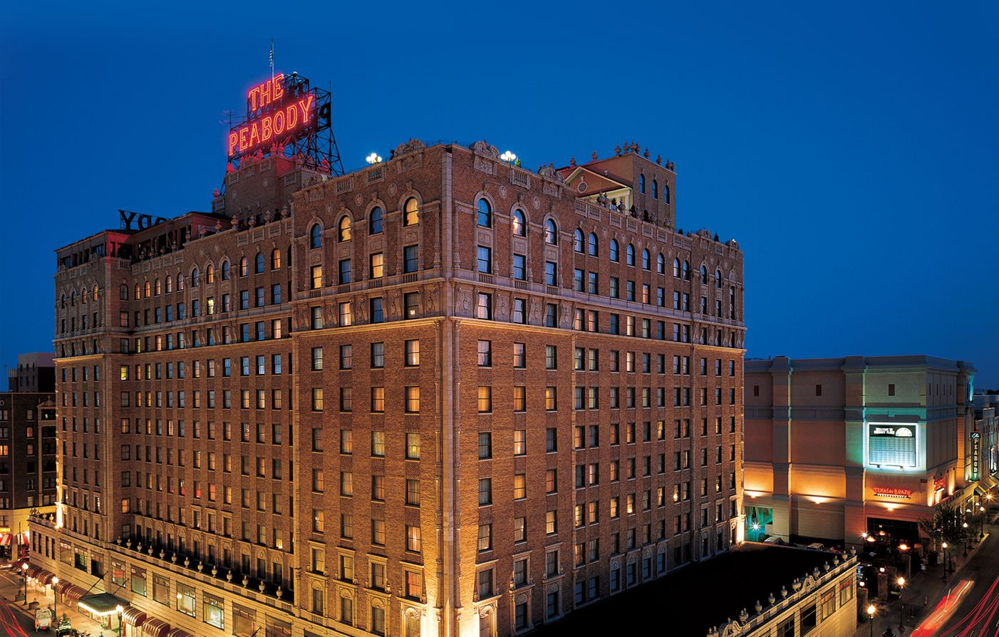 With Rich Traditions And A True Sense Of History The Peabody Memphis Is Luxury Hotels Tnpeabody