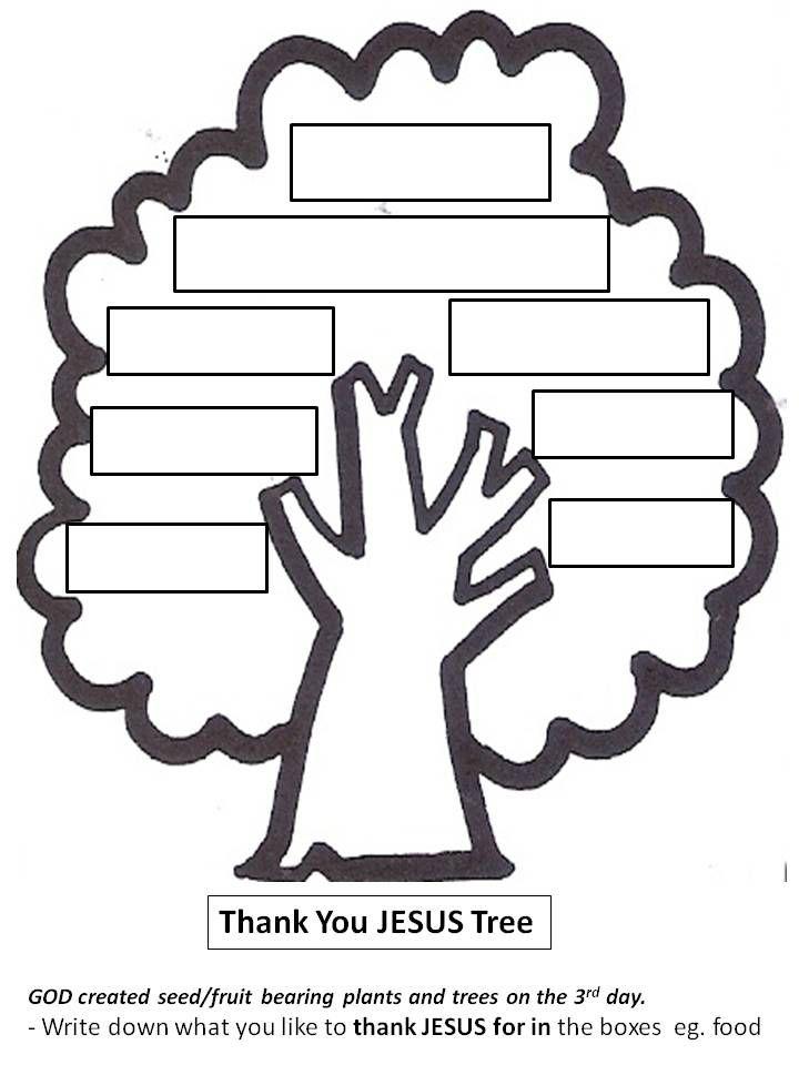 Printable Bible Activity Sheets