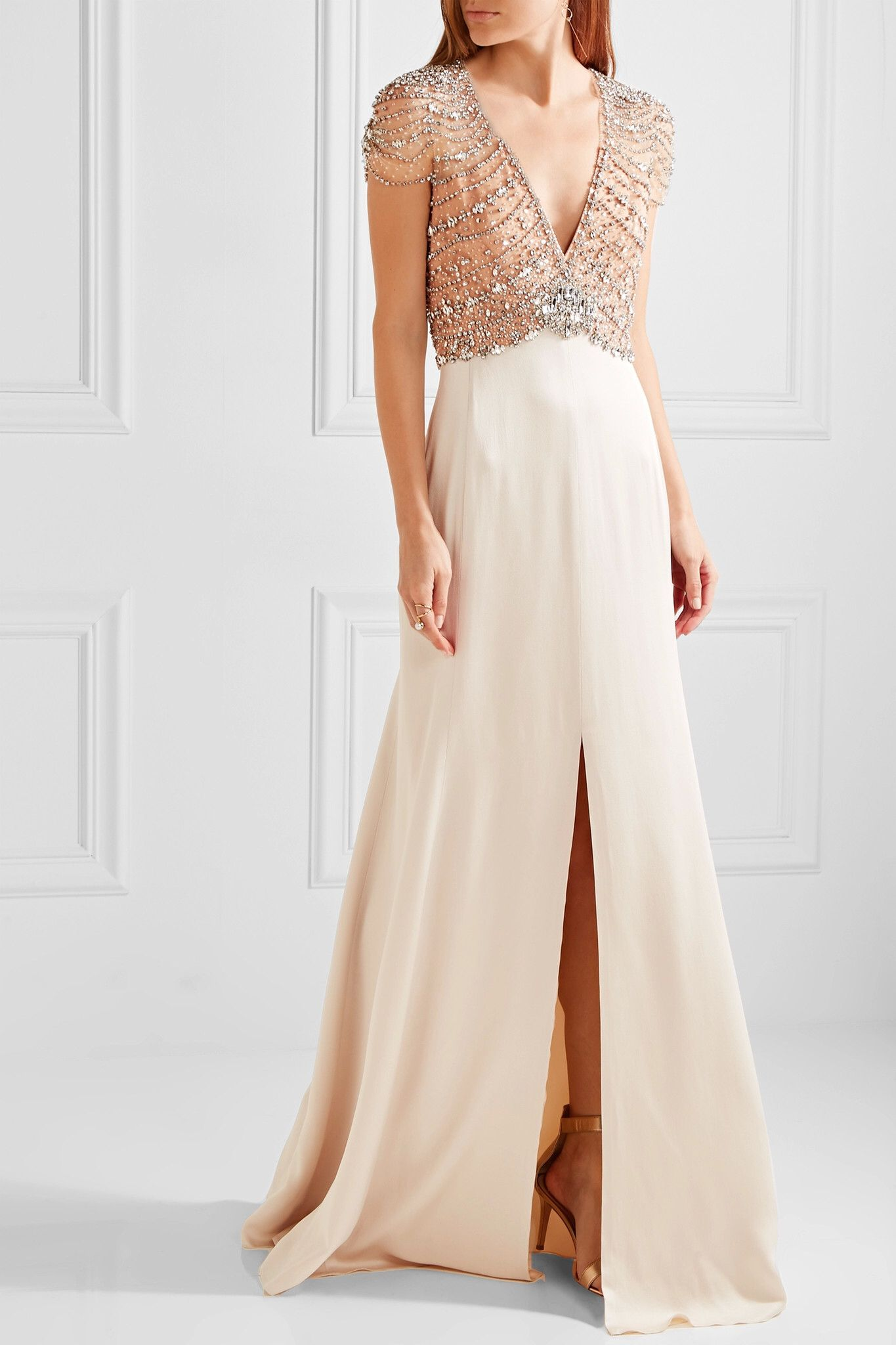 Best wedding dresses for body type  Pin by Fay Carter on Wedding Dresses  Pinterest  Crepes Jenny
