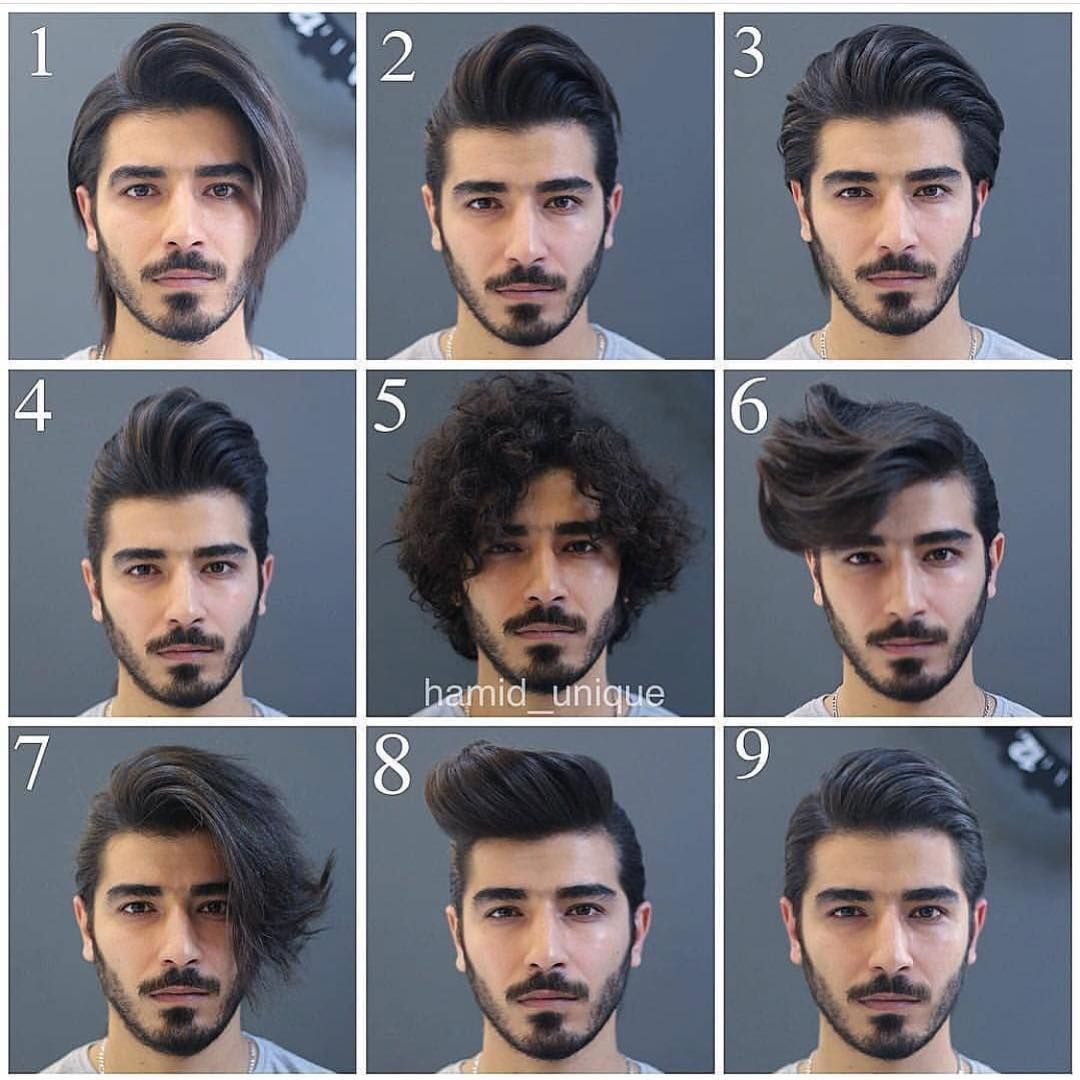 3,3,3,3,3,3,3,3 or 3? Which hairstyle? Follow us