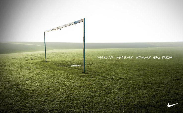 Best Print Ads 2014 Google Search Nike Soccer Soccer Real Madrid Soccer