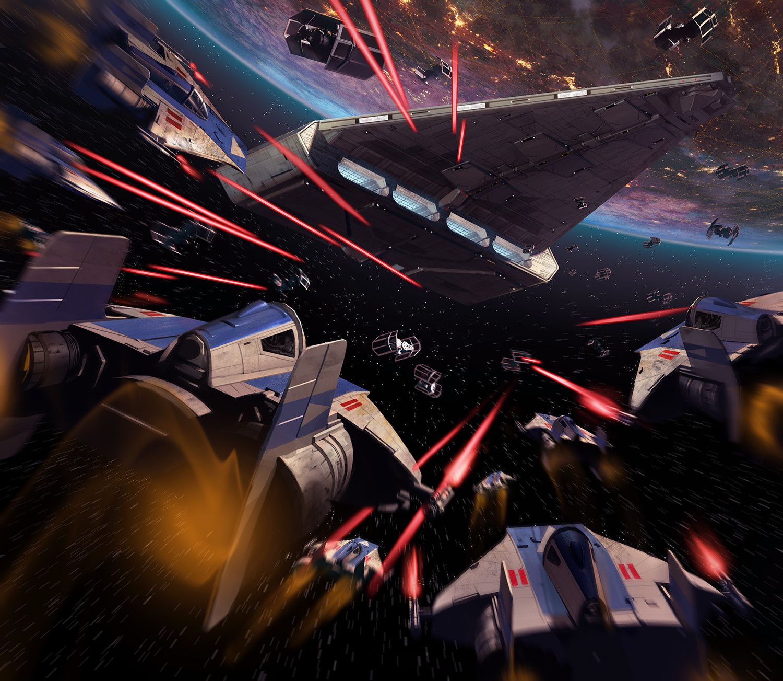 ArtStation - Star Wars Armada, Jarreau Wimberly