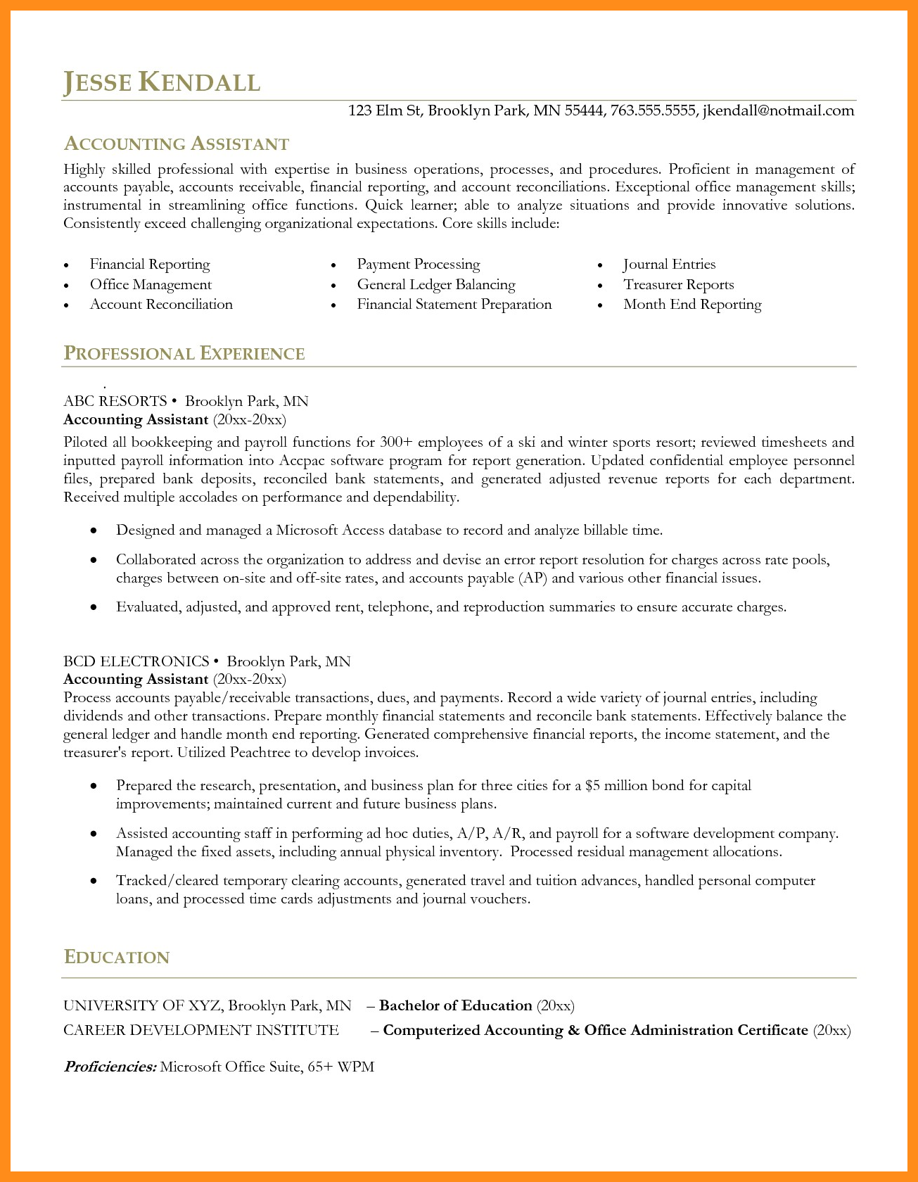 Account Receivable Resume Sample Best Of 12 13 Accounts Assistant Resume Samples Job Resume Examples Accounting Accounts Receivable