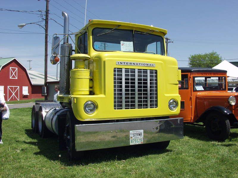 1970s international conco coe truck trucks