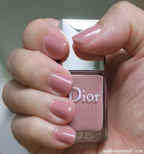 NOTD Dior Vernis in 257 Incognito
