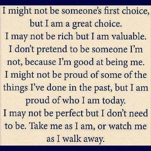 I Am Not Fake I Am Not Materialistic I M Honest I M Truthful