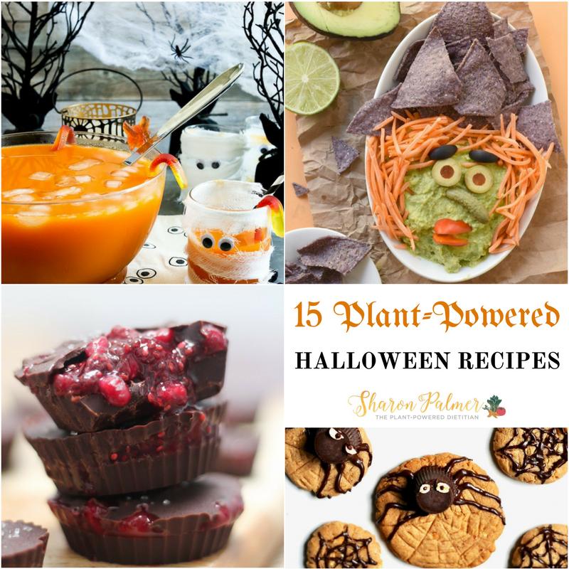 15 SPOOKY Halloween Plant-Based Recipes