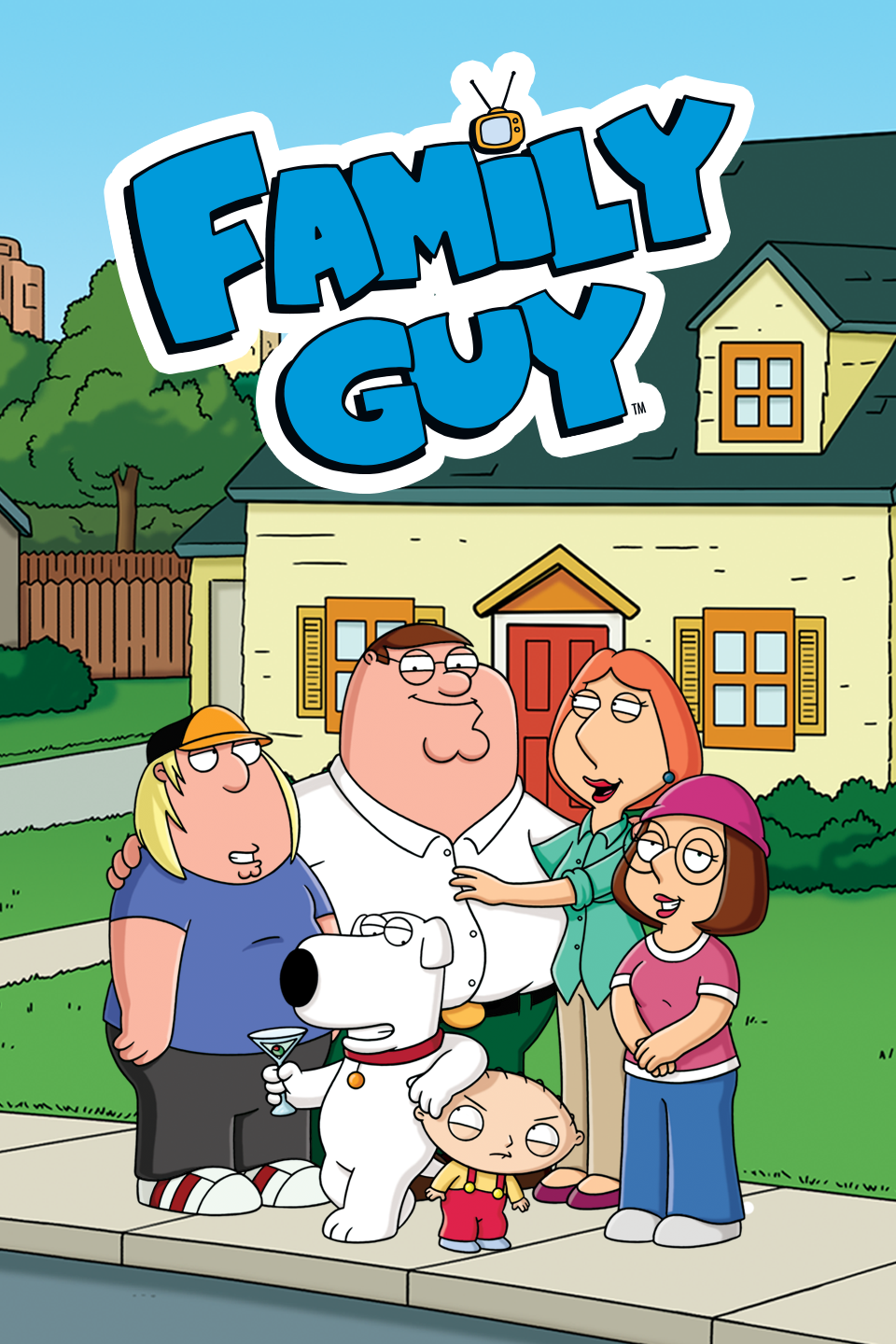 Padre De Familia Family Guy Serie Tv 1999 Family Guy Stewie Family Guy American Dad