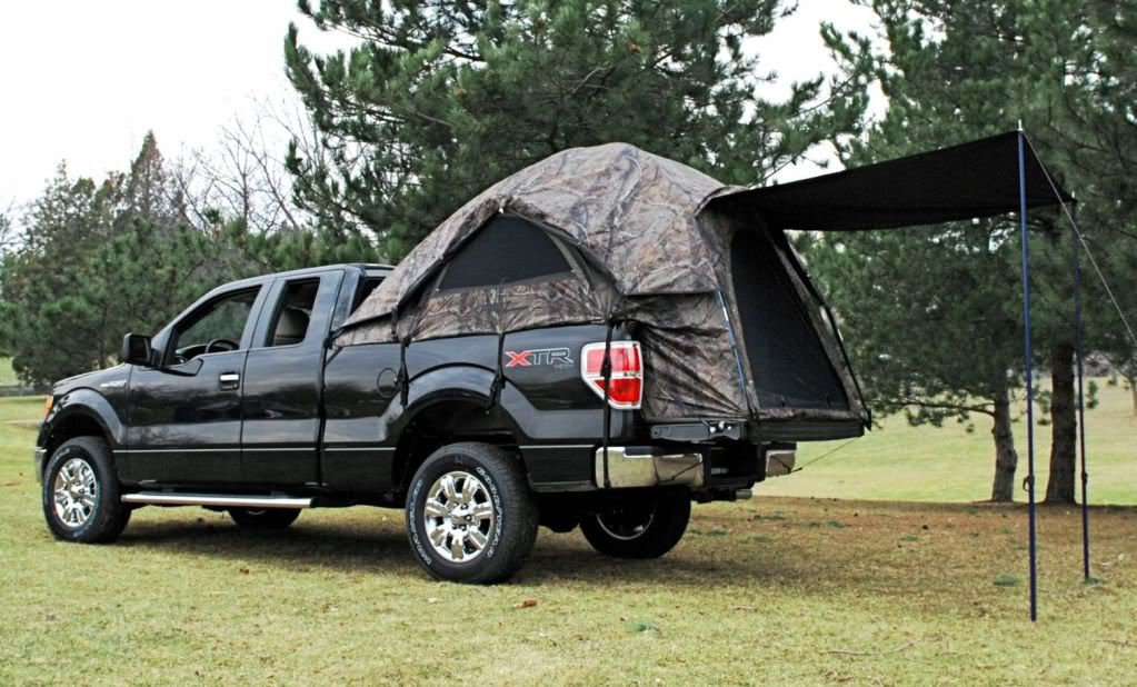 Ford f150 tent