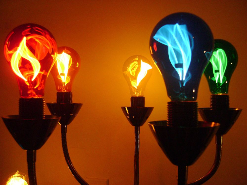 How Do Flickering Light Bulbs Work Bulb Flickering Candles Lamp