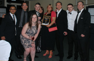 Thriving customer service business, Carpeo, recognised with award win. #harveyandhugopr #customercare #businessawards