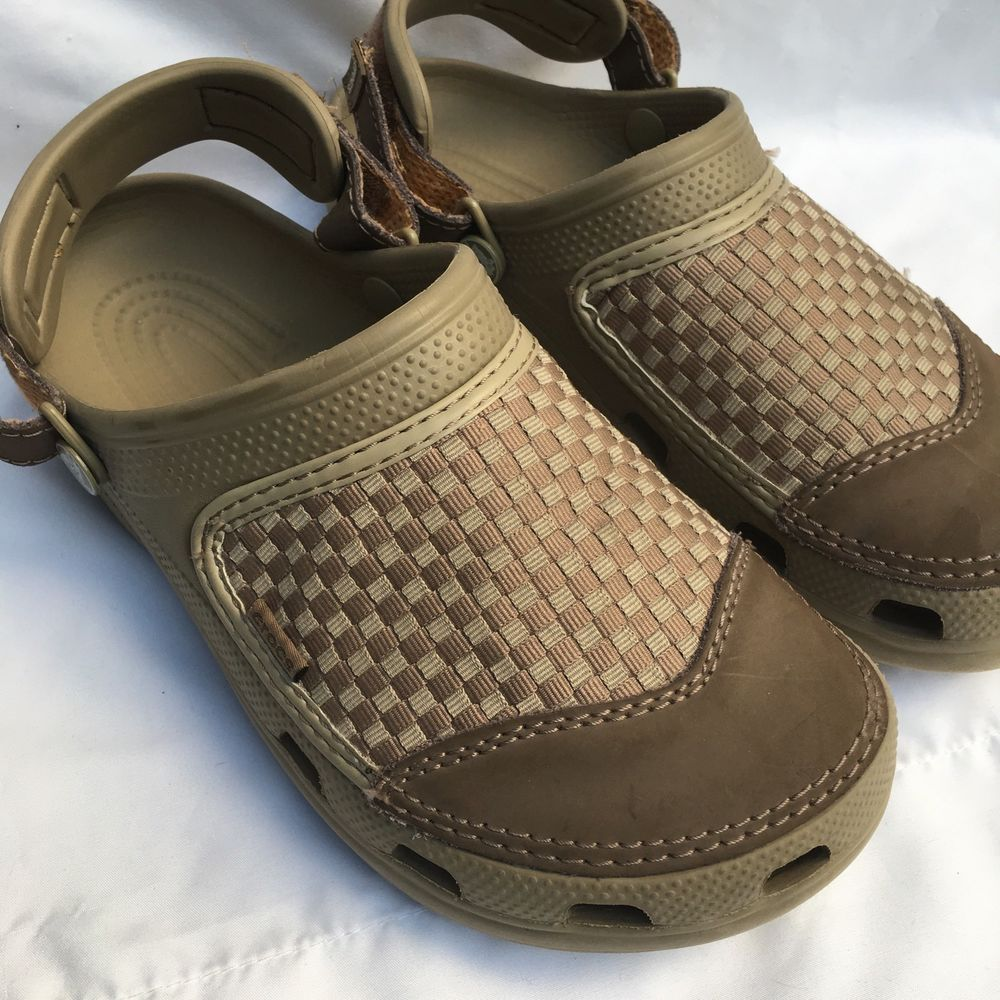 Crocs Rubber Sandals Medium Width Shoes for Boys | eBay