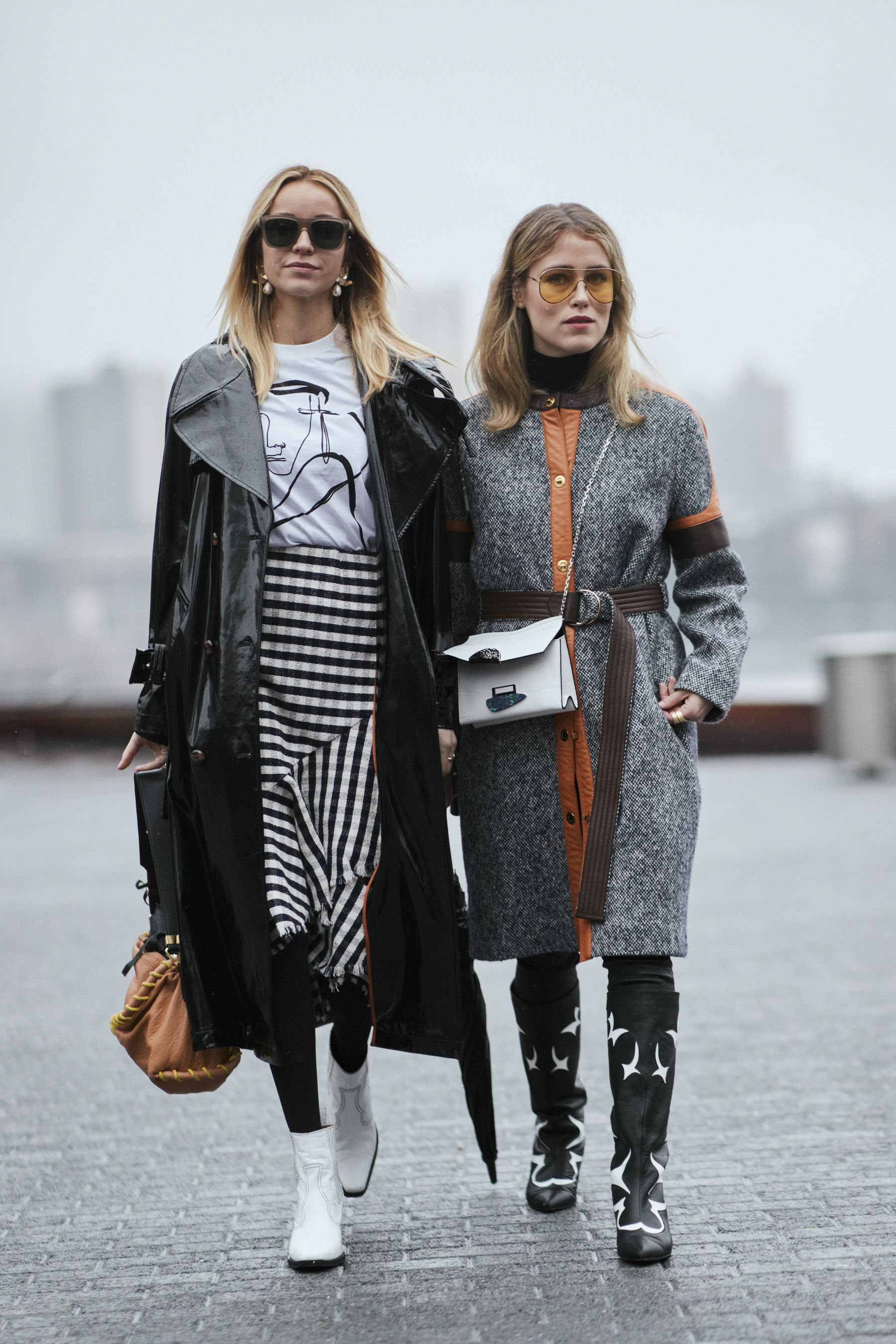 New York Fashion Week Street Style Fall 2018 Day 4 Cont Autumn Street Style Street Style Fashion Week Street Style