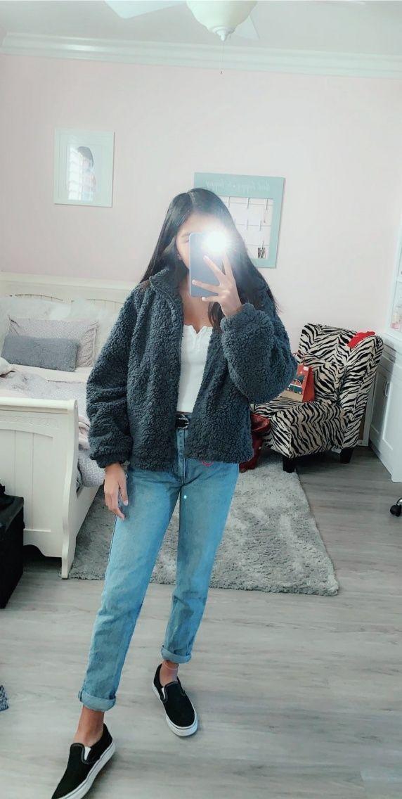 VSCO - #vscooutfit   jerseymdelacruz - #coreana #jerseymdelacruz #VSCO #vscooutf... - School fashion - Gulbahca Blog