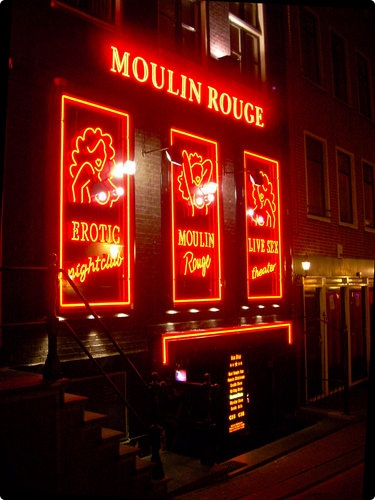 Lighting Basement Washroom Stairs: This Is A Two-hour Tour Of Amsterdam's Infamous Red Light