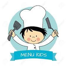 Resultado De Imagen De Dibujo Nino Cocinero Ninos Cocinando Cocina Para Ninos Taller De Ninos Chef