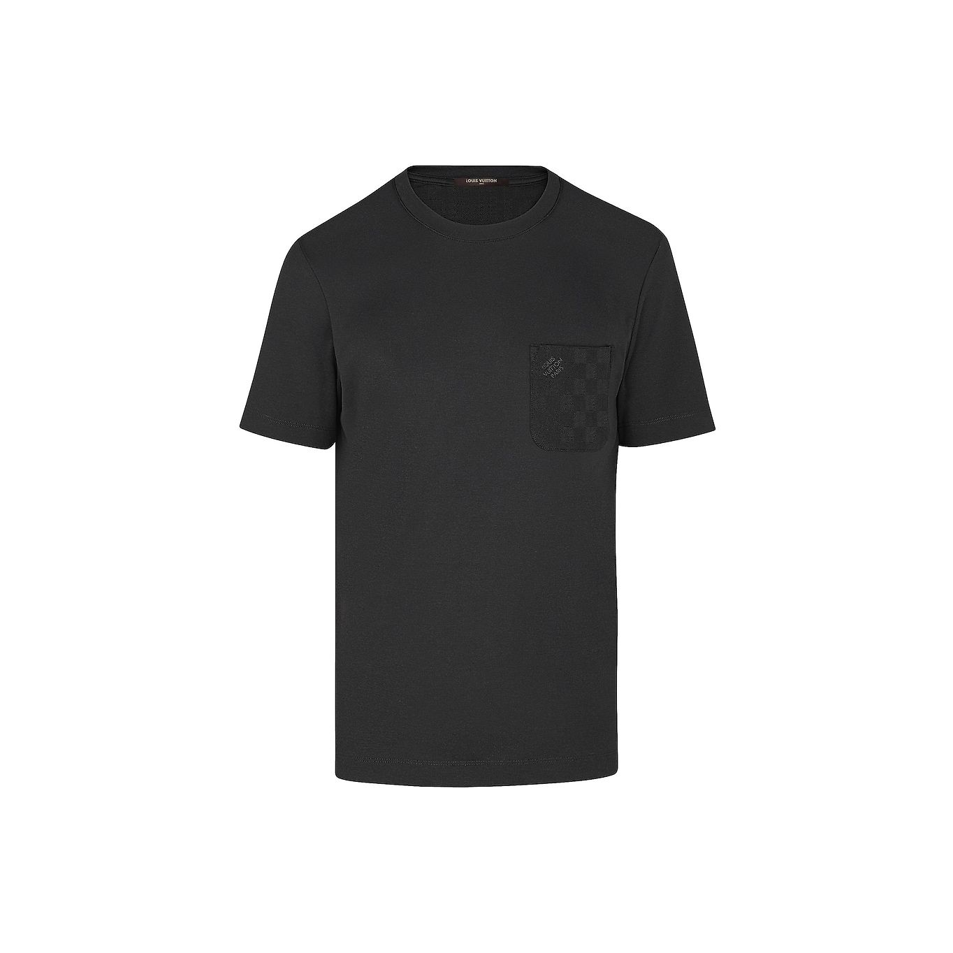 0ba942d9d0 Damier pocket crew neck | XIII | Shirts, Louis vuitton, Crew neck