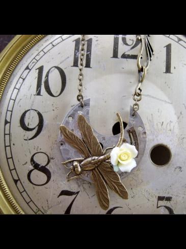 """Time in a Garden"" - Jewellery"
