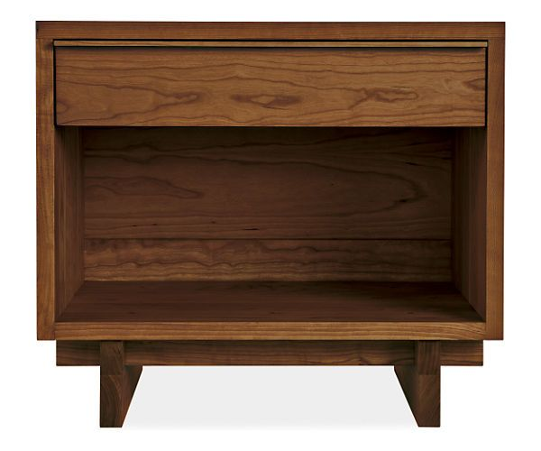 Room & Board - Anders 27w 23h One-Drawer Nightstand