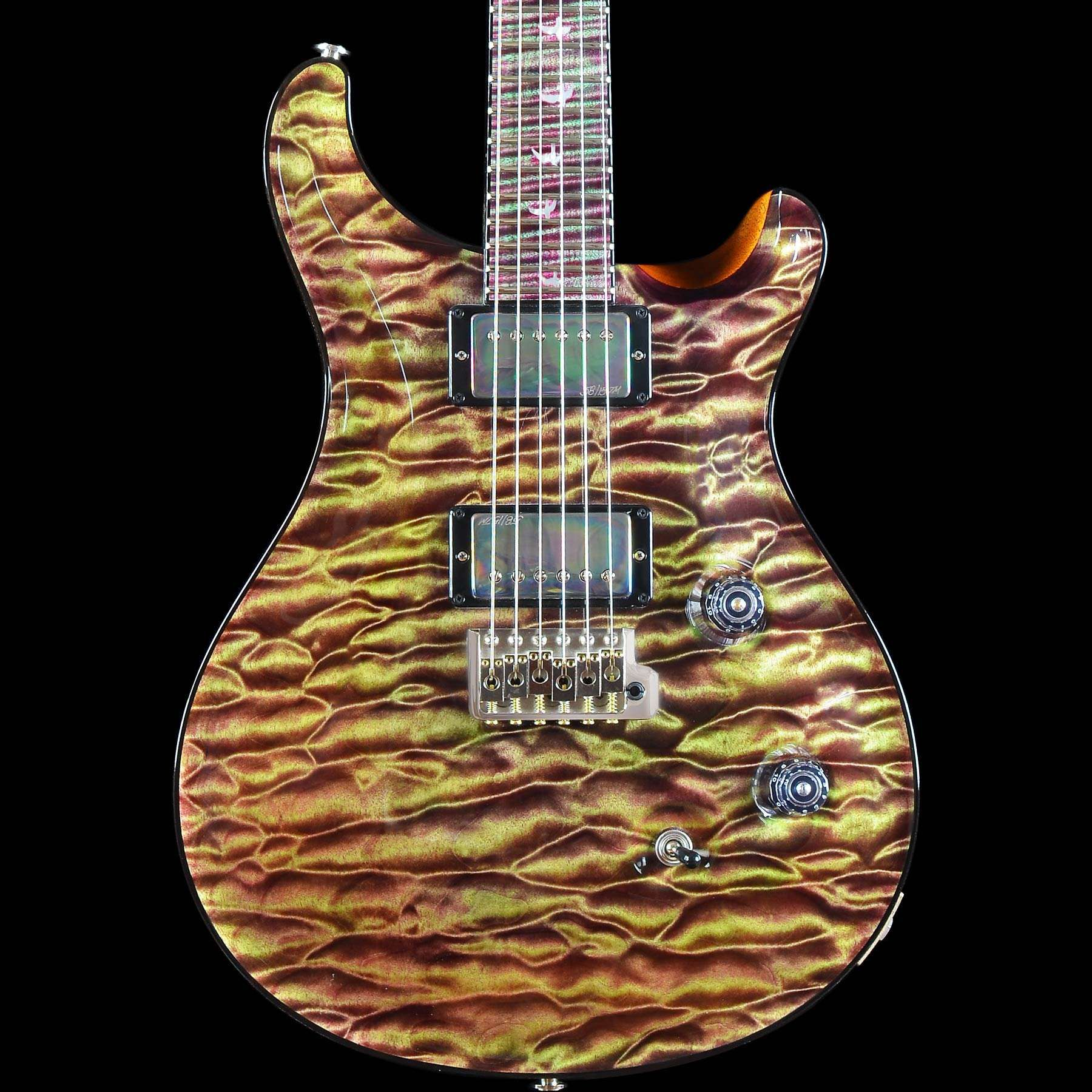 Prs paul reed smith private stock 5895 custom 24 olive