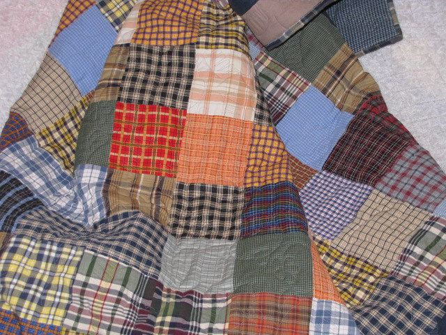 30 Creative and Cool Ways to Reuse Old Shirts. | QUILTING ... : quilt from old shirts - Adamdwight.com