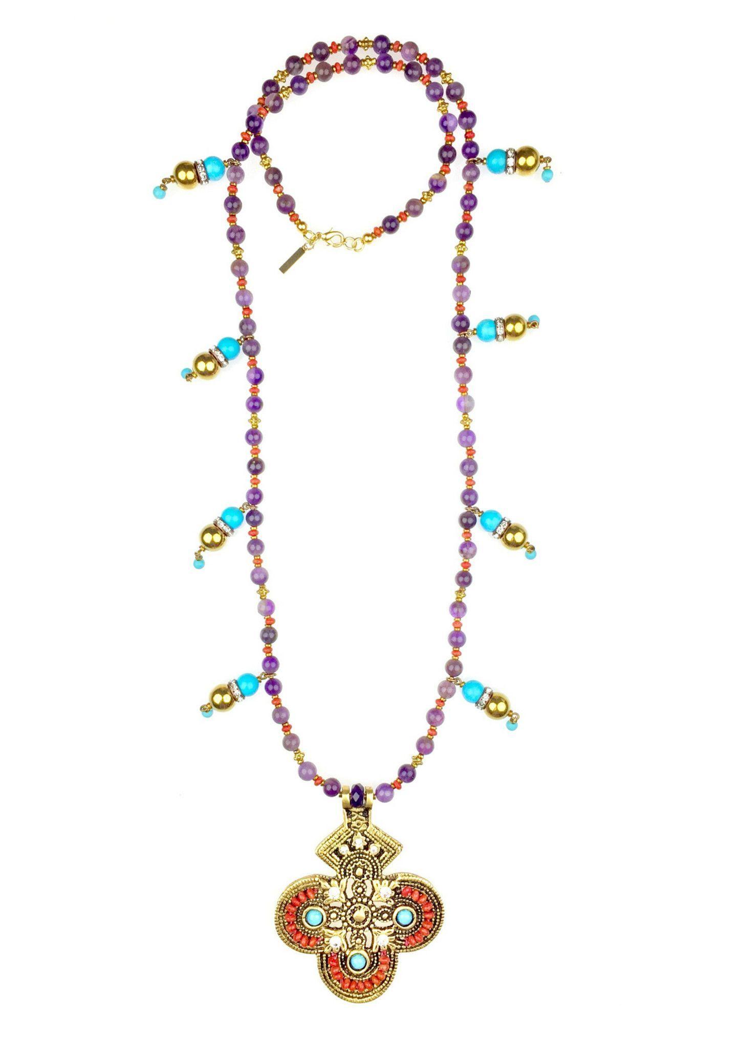 Yucatan Princess Necklace