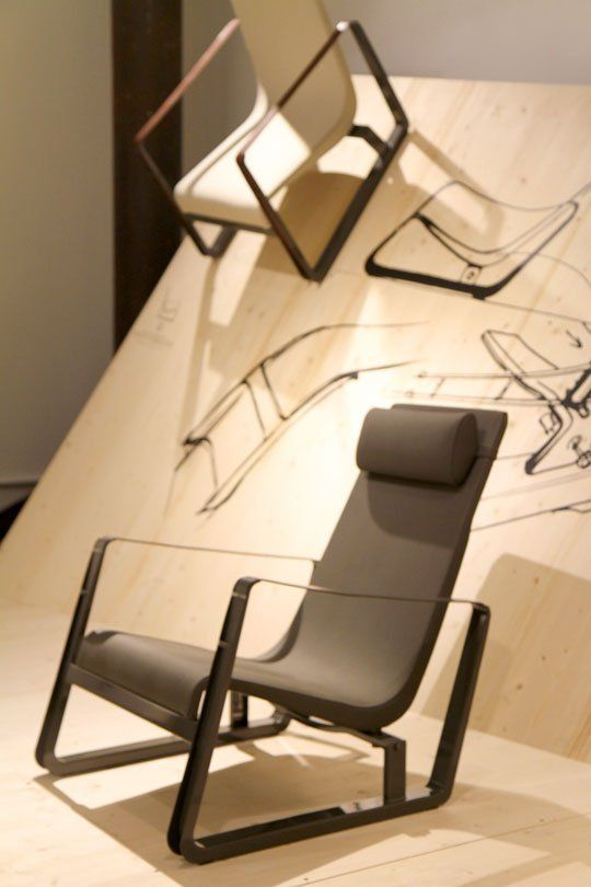 G Star Raw Does Furniture (gets Jiggy) With Prouvé @ Vitra