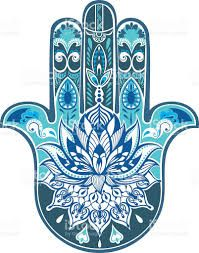 Hand Good Luck Symbol