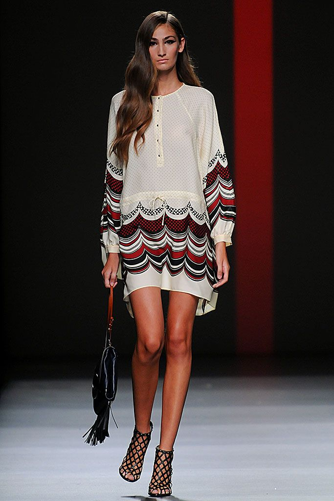 Miguel Palacio - Pasarela - Mercedes-Benz Fashion Week Madrid
