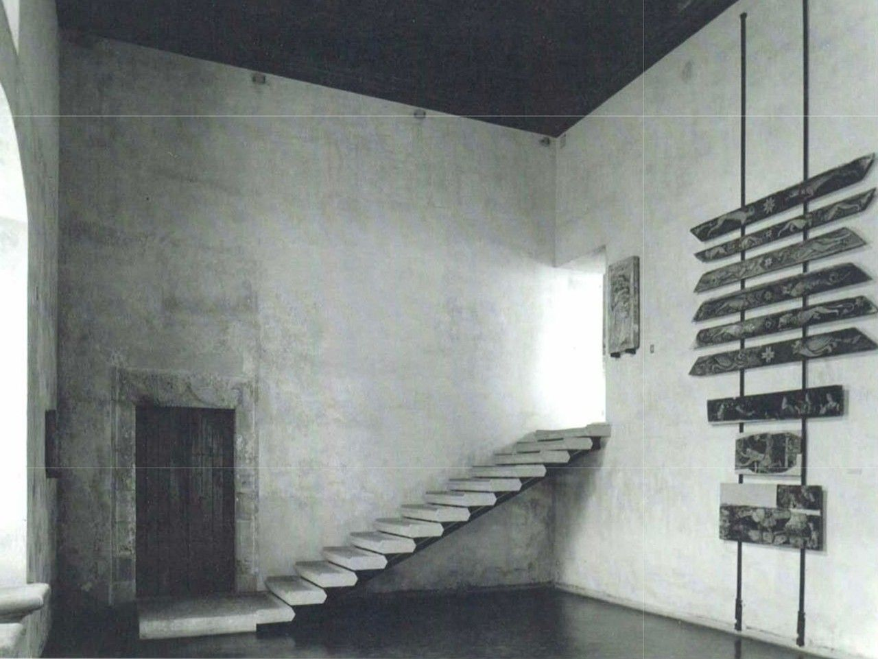 Carlo Scarpa. The exhibition design of Palazzo Abatellis in ... on post wwii homes, 17th century homes, ming dynasty homes, sixteenth century homes, 14th century homes, 11th century homes, middle ages homes, 12th century homes, 19th century homes, 18th century homes, 1850's homes, 10th century homes, nineteenth century homes, first century homes, 2nd century homes, seventies homes, 5th century homes, europe homes, 16 century homes, 21th century homes,