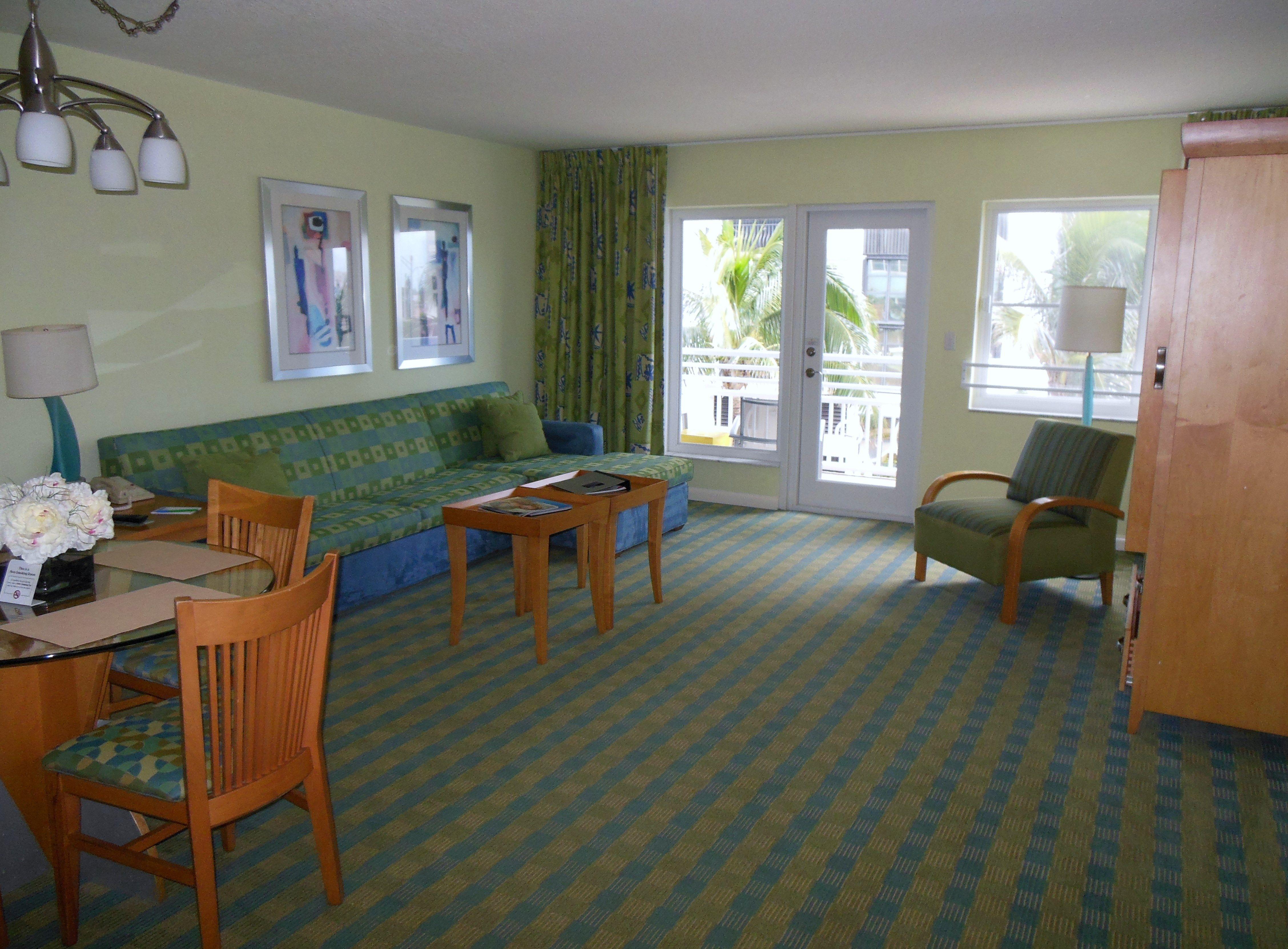 Room @ Bluegreen Solara Surfside