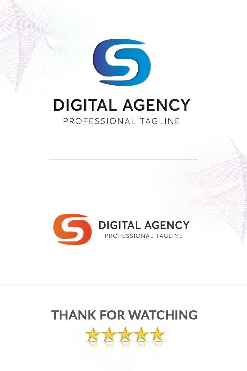 Agency Logo Template 95250 In 2020 Logo Templates Templates