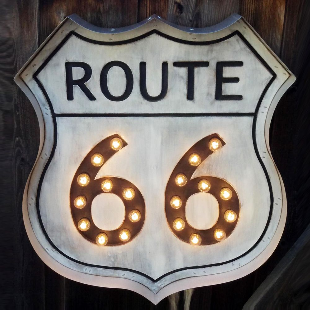 Route 66 Road Sign | dotandbo.com #DotandBoSummer Must have because it holds a & Route 66 Road Sign | dotandbo.com #DotandBoSummer Must have because ...