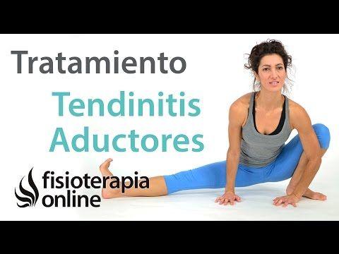 Tendinitis De Aductores Tratamiento Con Ejercicios Auto Masajes Y Estiramientos Youtube Estiramientos Entrenamiento De Pilates Ejercicios