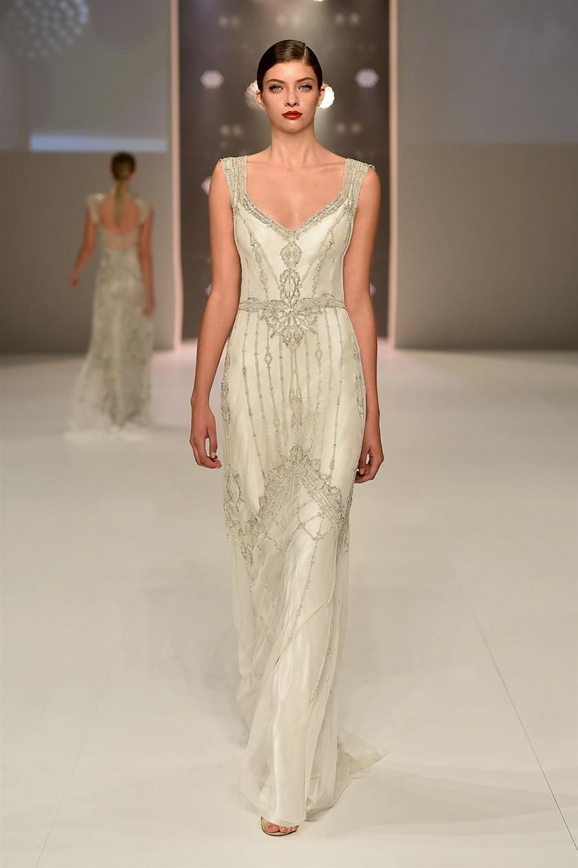 Wedding Dresses  Sydney : Wedding ideas winter weddings art deco dress