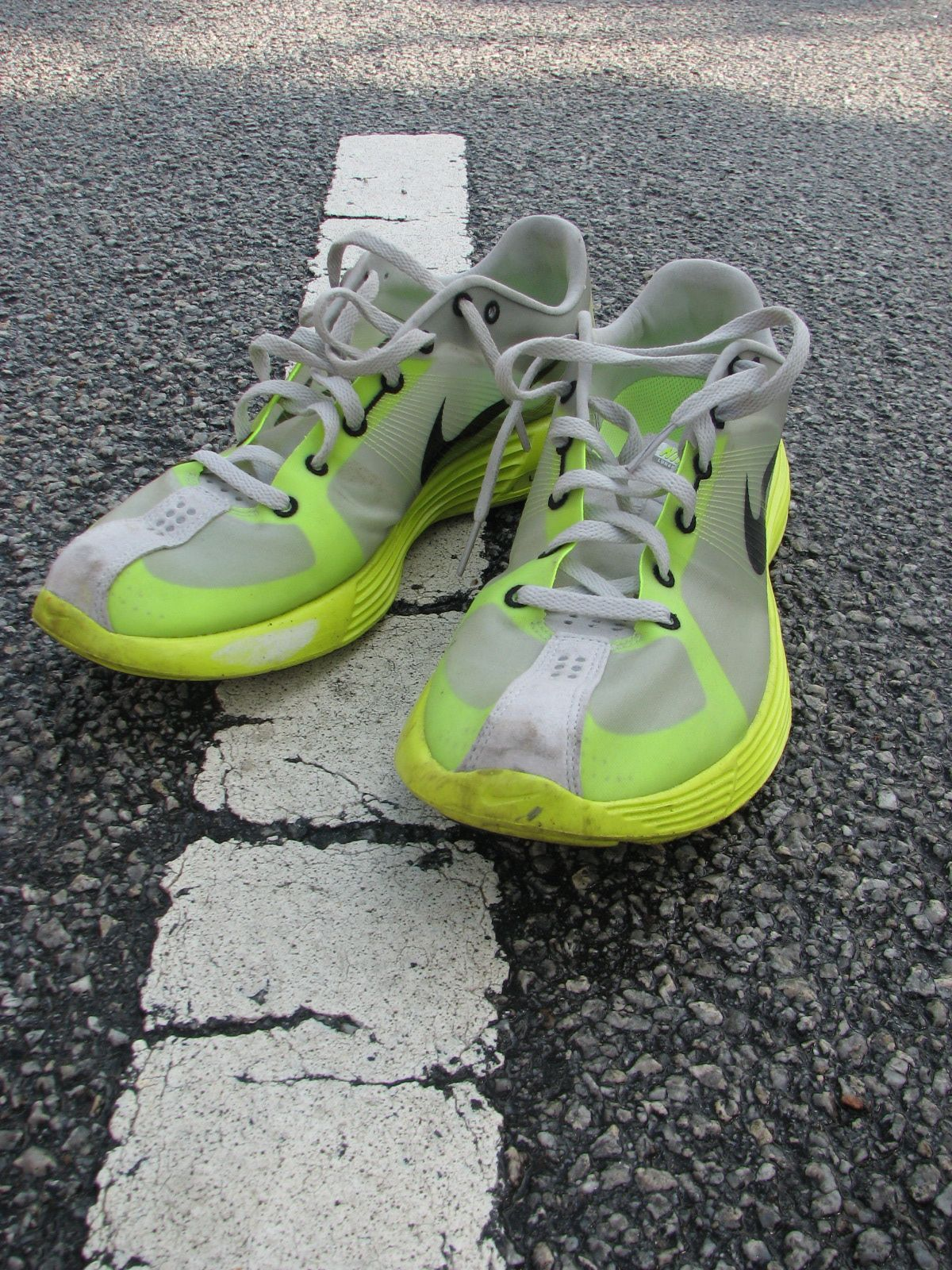 various colors 8cf6f b52bb Nike Lunaracer (Marathon PR 4 03 NYC Marathon 2008)