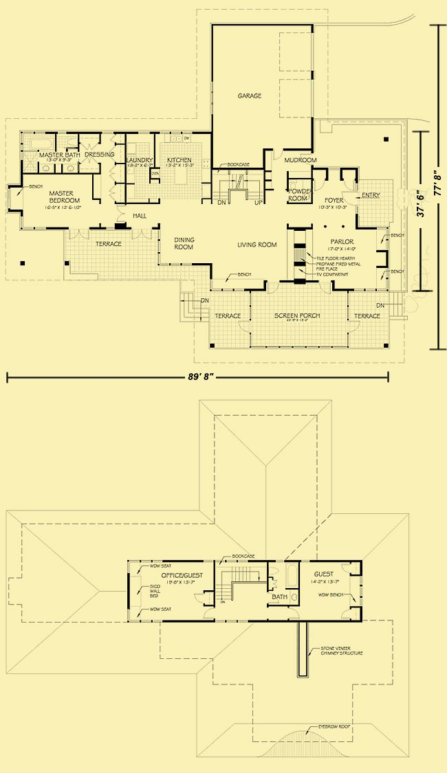 Nsbh Floorplans From Inside The Not So House