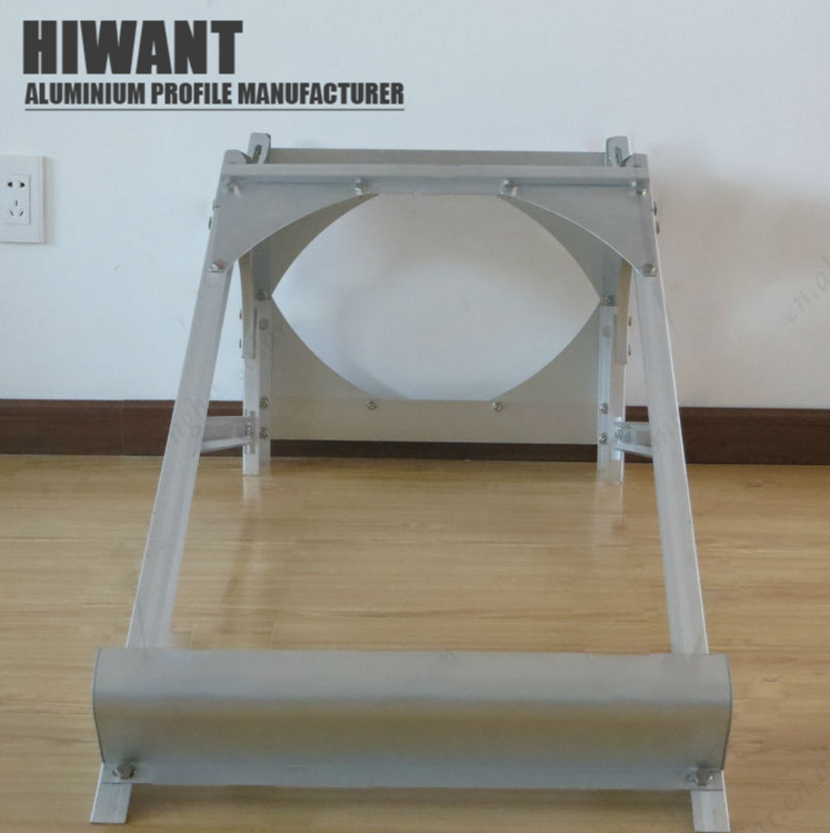 High quality customized different sizes solar alulminium mounting rail