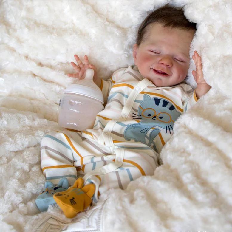 Realistic Handmade Gifts 20 David Reborn Baby Boy Gifts Reborn Baby Boy Reborn Baby Boy Dolls Newborn Baby Dolls
