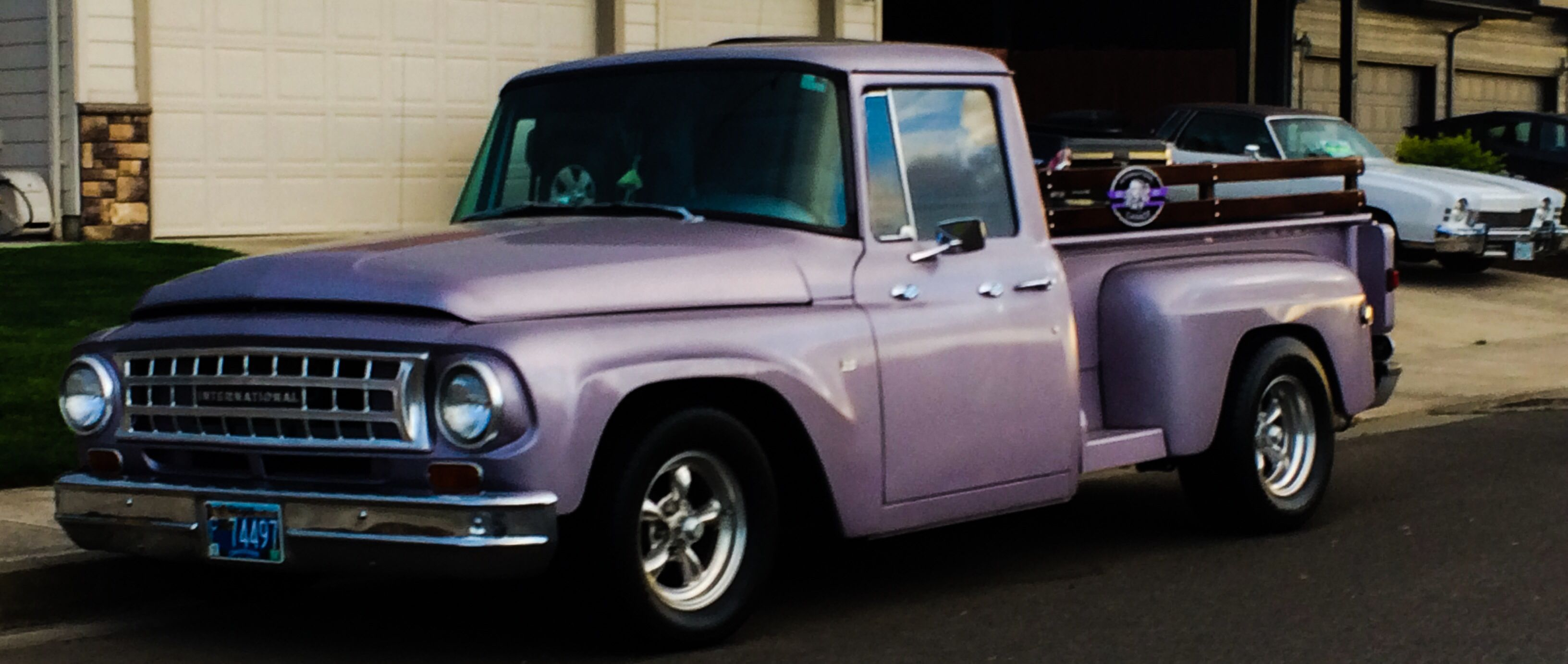 1964 International Pick Up Truck With Images Classic Pickup Trucks