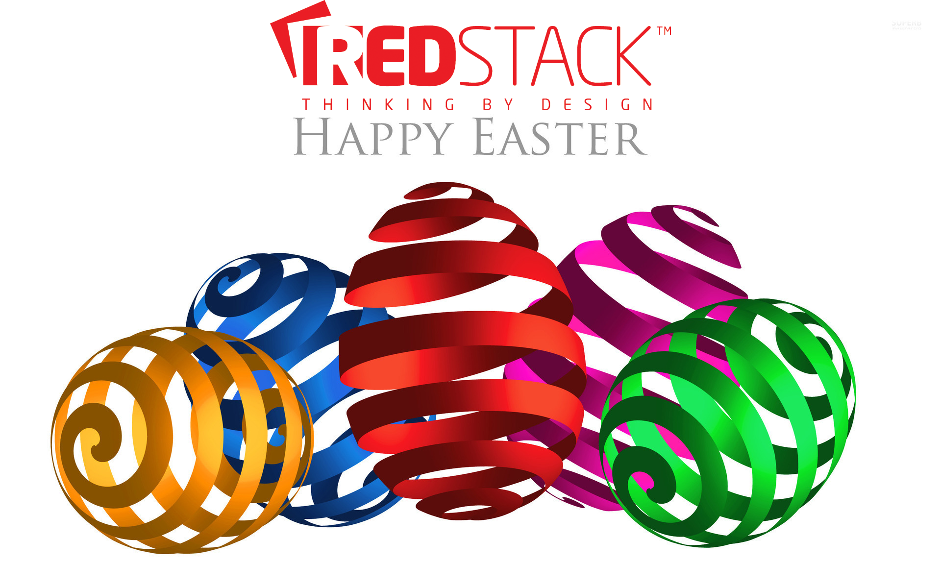 Happy Easter From Redstack To Get Into The Spirit Of Easter We Ve Collected And Listed Our Top 5 Eas Happy Easter Wallpaper Easter Wallpaper Easter Greetings