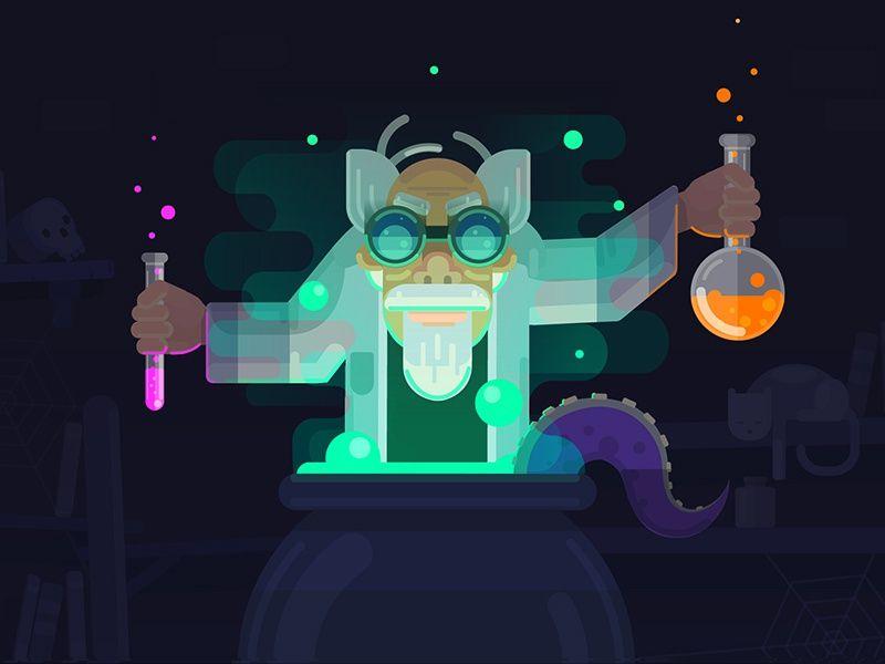 17+ Mad alchemist information