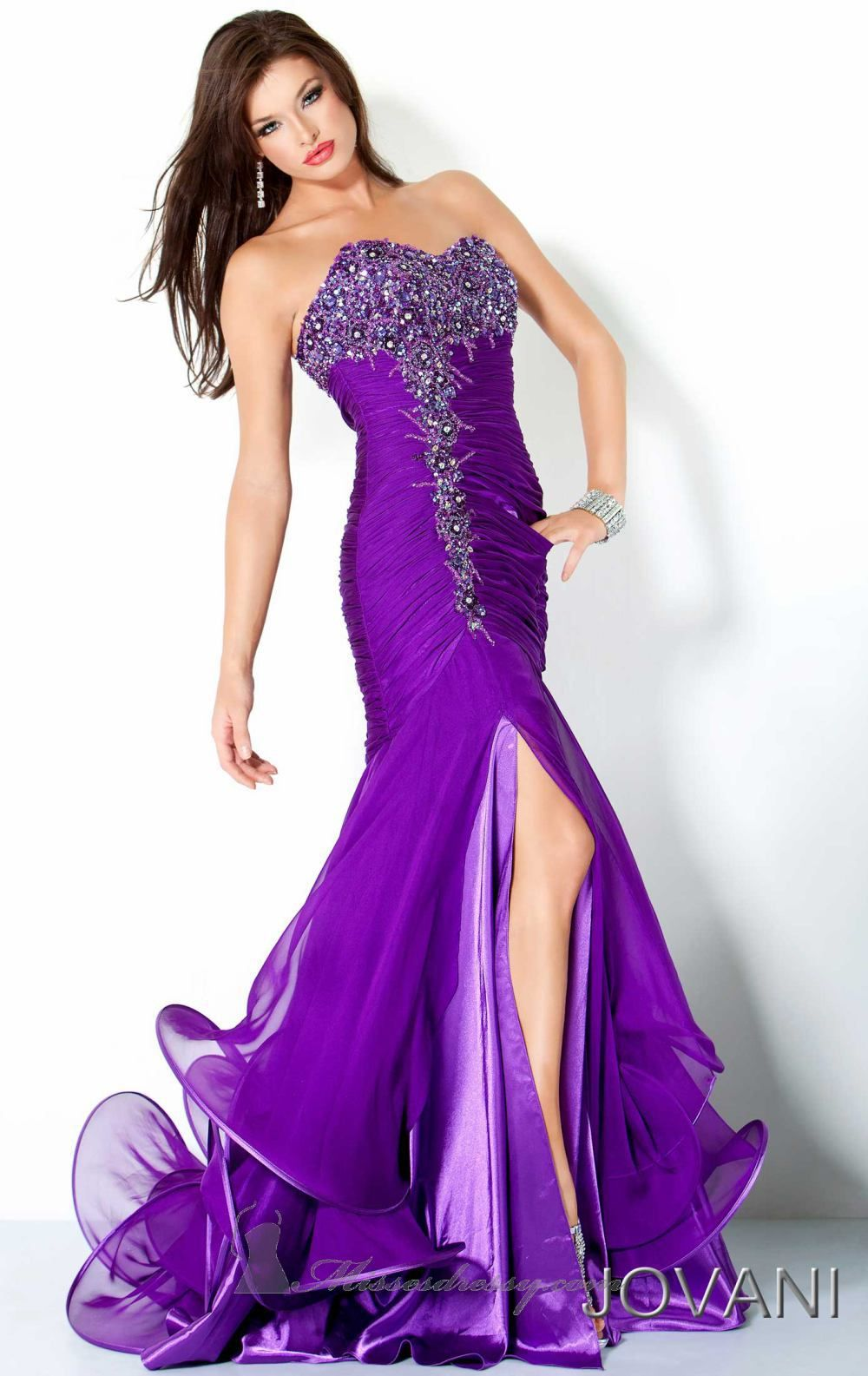 Jovani 3100 Dress - Available at www.missesdressy.com | Evening ...