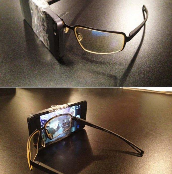 Diy Google Glass Serious Stuff Pinterest Google Glass