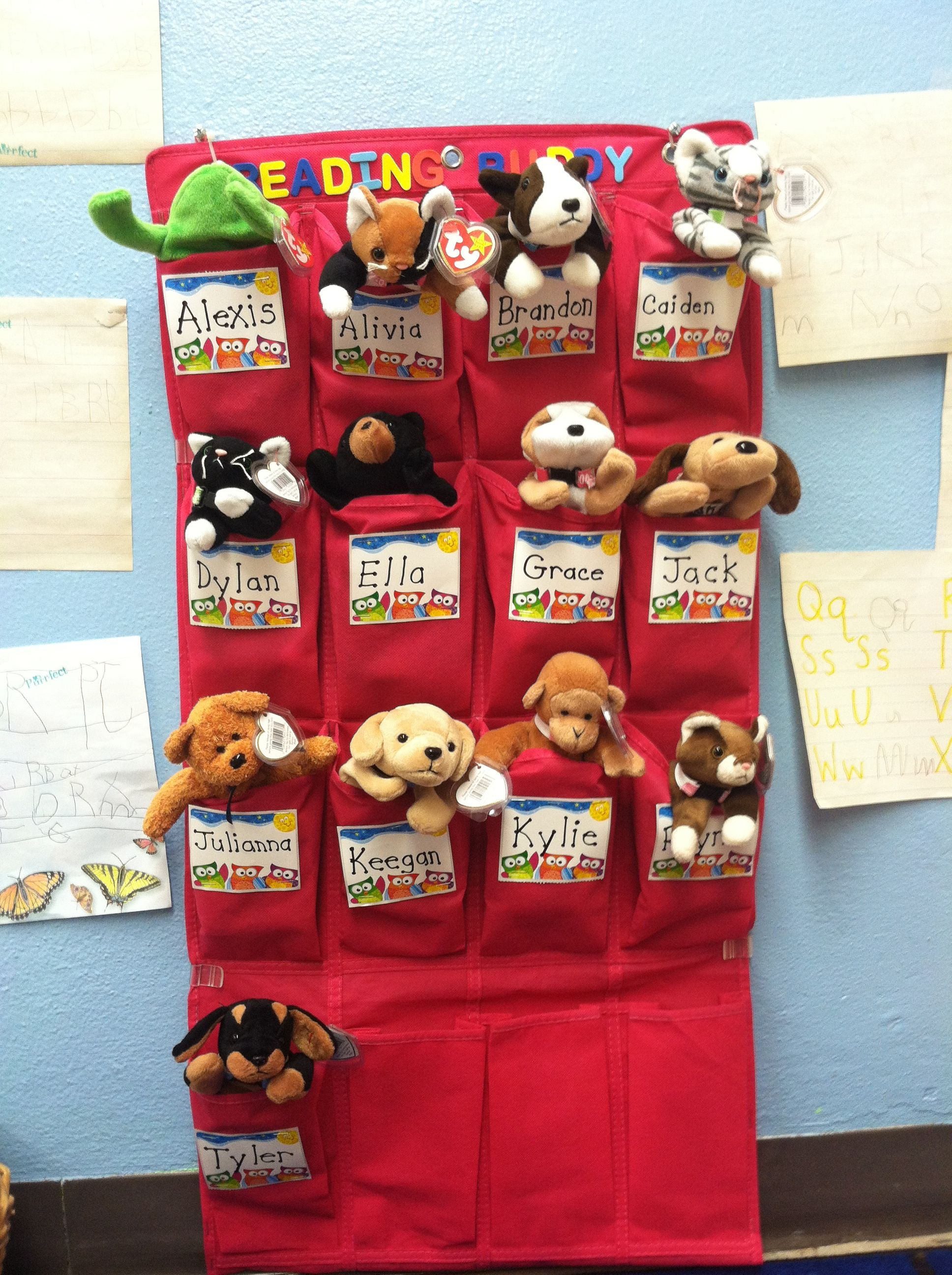 reading buddies- use to practice fluency. Students read aloud to reading buddy! {link takes you to picture only}