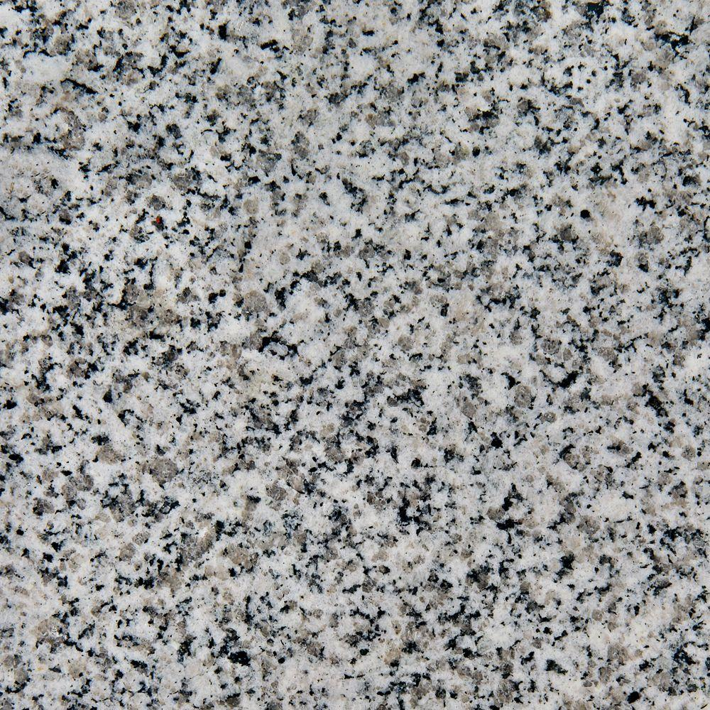 Home Decorators Collection 4 In X 4 In Granite Vanity Top Sample In Rushmore Grey Rgt001 The Home Depot Granite Vanity Tops Black Granite Countertops Granite