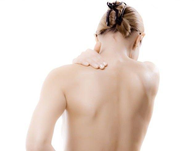 Ejercicios para enderezar la columna - Dolor de espalda..