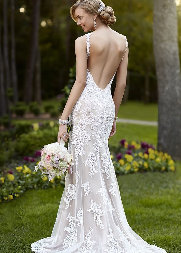 32226 Fantastic Finds Backless Wedding Dressesbest